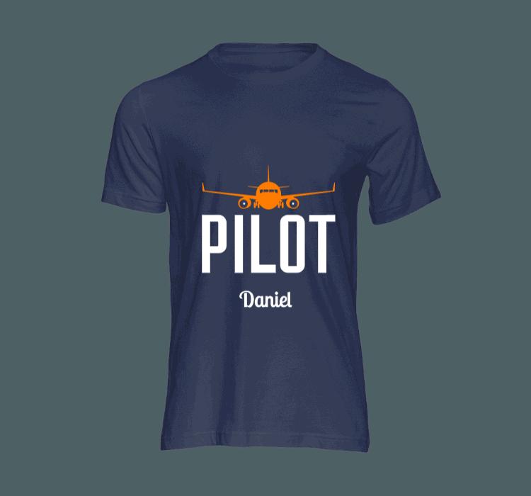 heren t shirt piloot t
